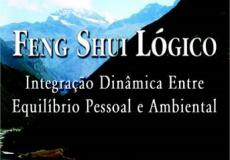 Livro Feng Shui Lógico, de Stela Vecchi, que adaptou o Ba-guá para o Hemisfério Sul
